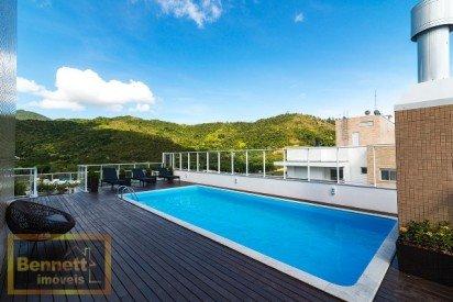 Apartamento com Piscina, Sala de Jogos e GYM, location de vacances à Governador Celso Ramos