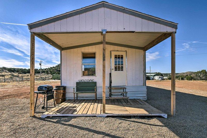 Visita questo 2 camere da letto, 1 bagno-casa per le vacanze a Santa Rosa.