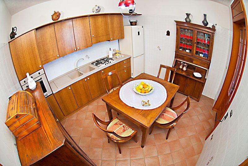 cocina / comedor