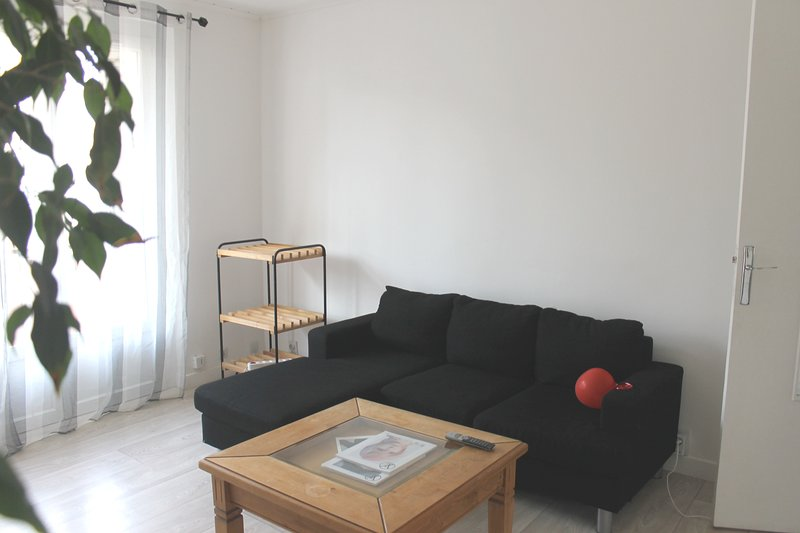 Nice apartment with mountain view, holiday rental in Mercurol