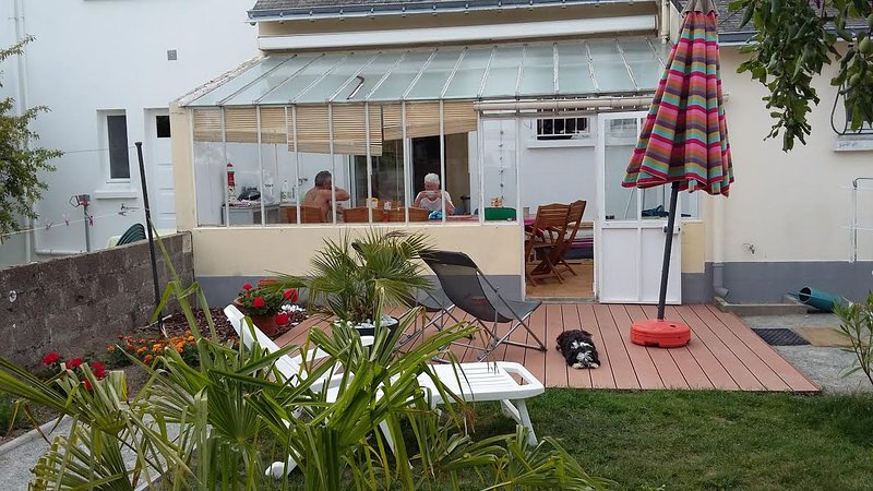 Amazing house near the beach & Wifi, holiday rental in Le Pouliguen