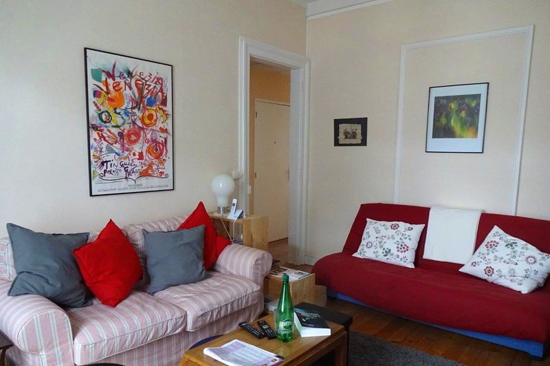 Amazing apt near the beach & Wifi, vacation rental in Dieppe