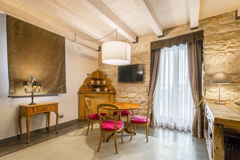 I Mori - design apartments, holiday rental in Pedalino