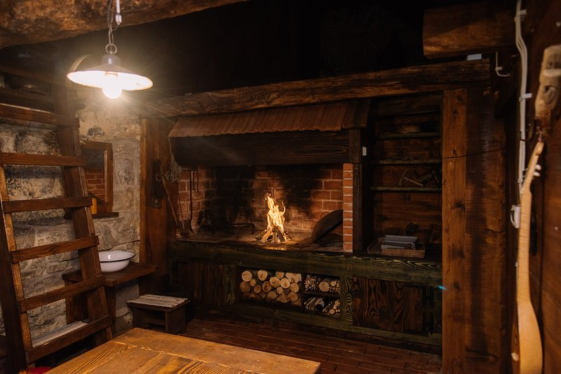 Nice chalet with mountain view, holiday rental in Perusic