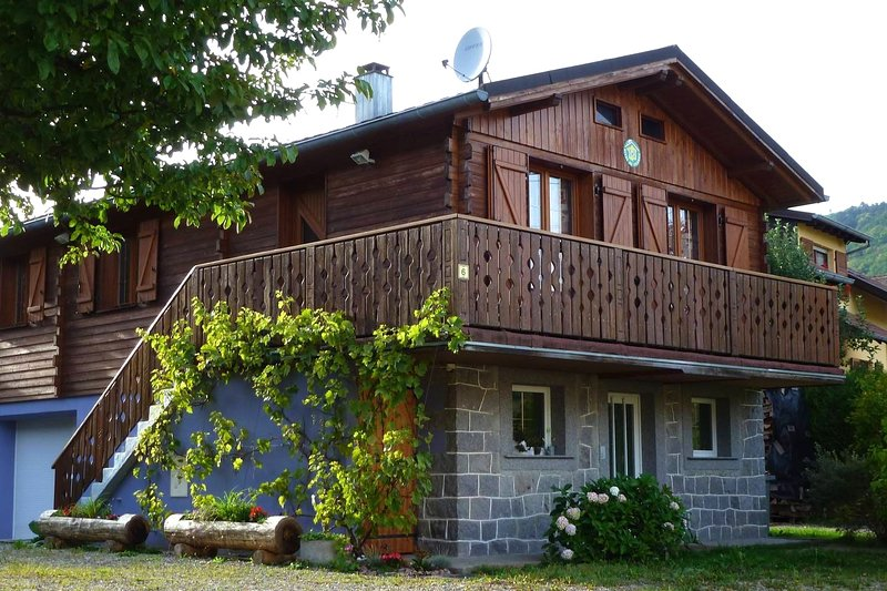 Amazing chalet with mountain view, vacation rental in Stosswihr