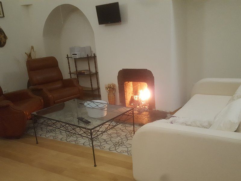 Beautiful apartment in Melfi & Wifi, holiday rental in Venosa
