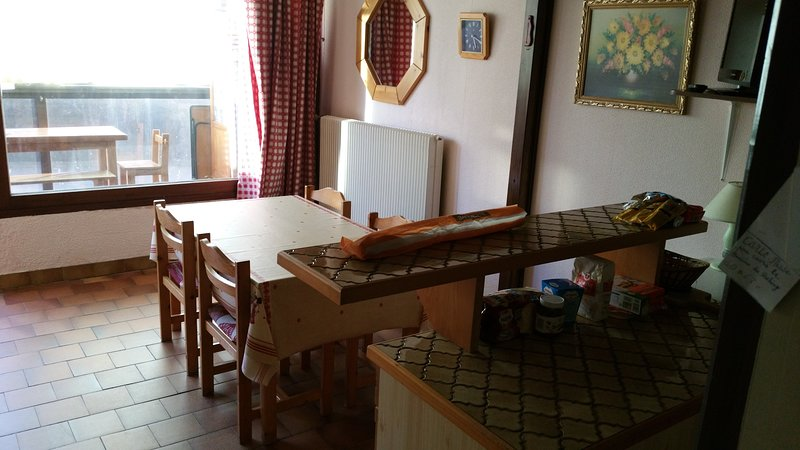 Apartment - 200 m from the slopes, vacation rental in La Bresse