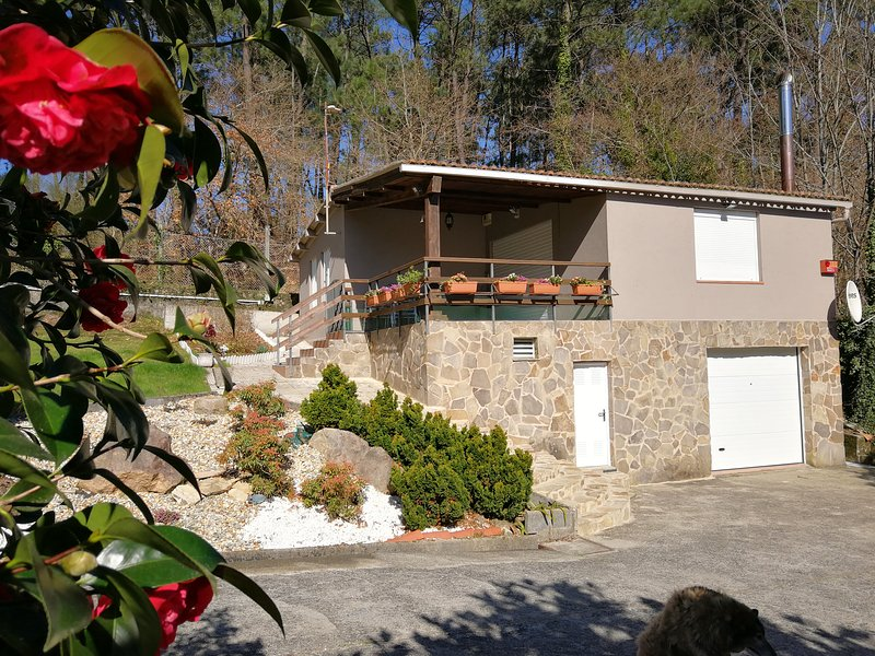CASA FRANCELOS, holiday rental in Negreira