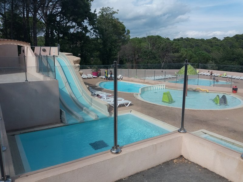 Camping Lou Cantaire. Fayence 83440