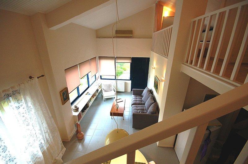 Laguna apartment, holiday rental in Limni