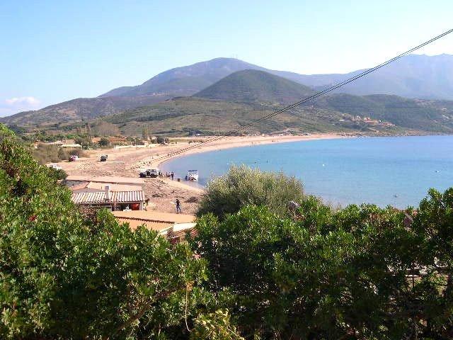 Beautiful apt near the beach, aluguéis de temporada em Appietto