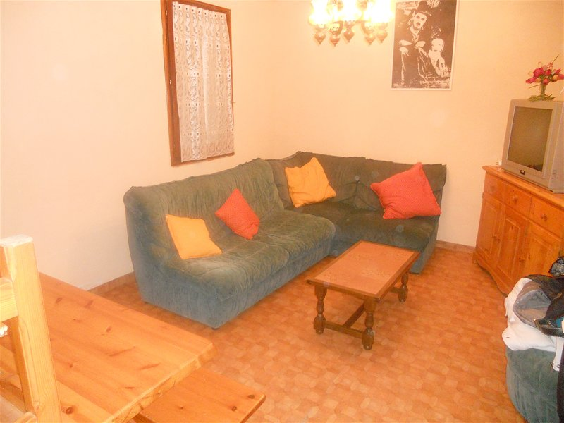Nice apartment with mountain view, holiday rental in Fontrabiouse