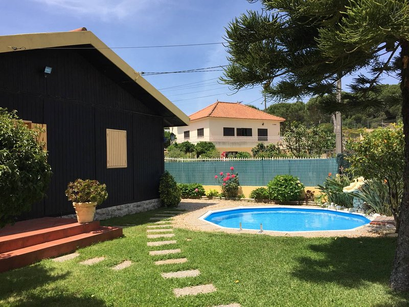 Amazing house with swimming-pool, vacation rental in Charneca da Caparica