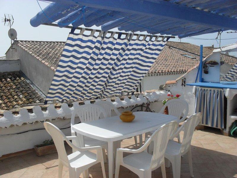 Amazing house near the beach, location de vacances à Saintes-Maries de la Mer