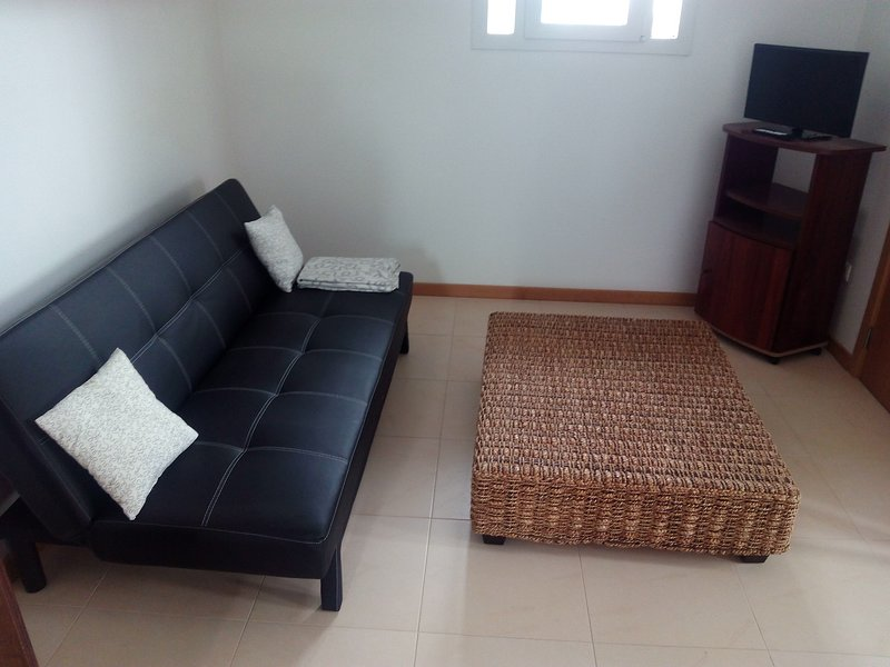 Beautiful house with terrace & Wifi, holiday rental in Oliveira do Bairro
