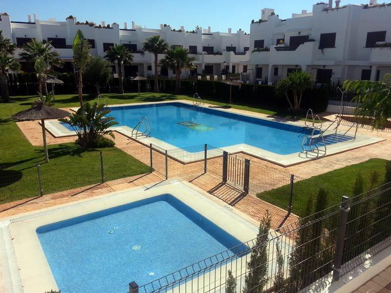 Mar de Pulpi 33. only 200m to the sea. Luxury apartment with WIFI/AIRCO etc, holiday rental in San Juan de los Terreros
