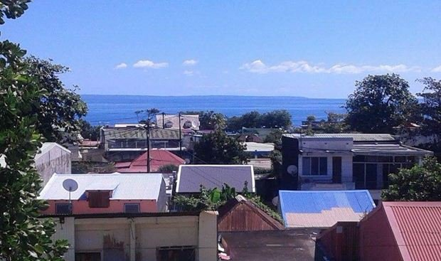 Beautiful apartment with sea view, vacation rental in Capesterre-Belle-Eau