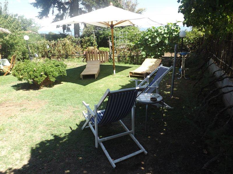 Nice studio in Vetulonia & Wifi, holiday rental in Tirli