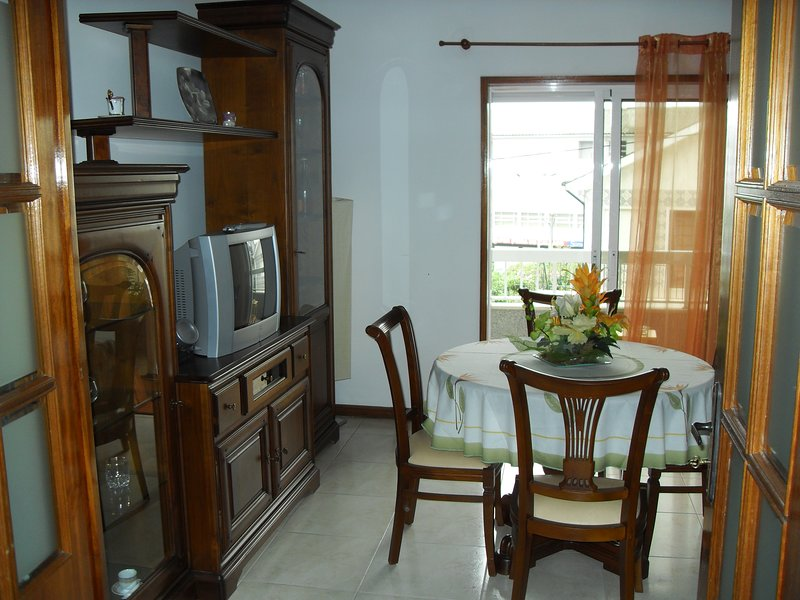 Beautiful apartment with balcony, holiday rental in Santo Tirso