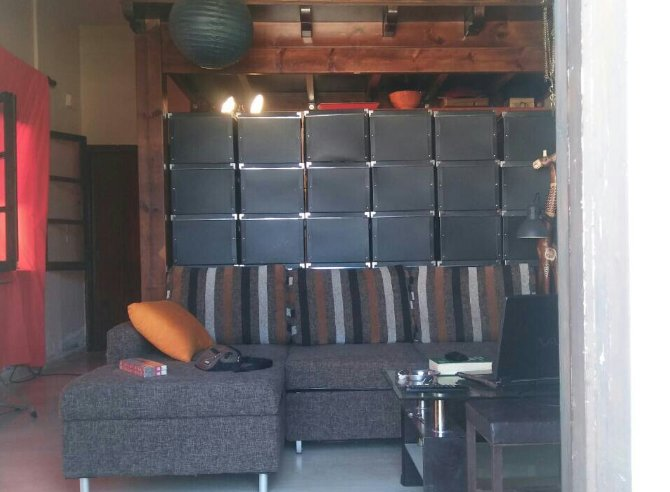 Beautiful studio near the beach, alquiler vacacional en Roumeli