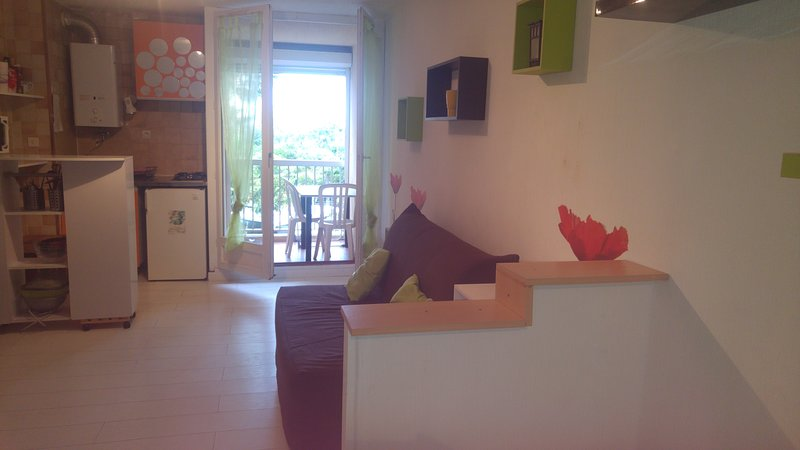 Nice studio near the beach & Wifi, holiday rental in Mauguio
