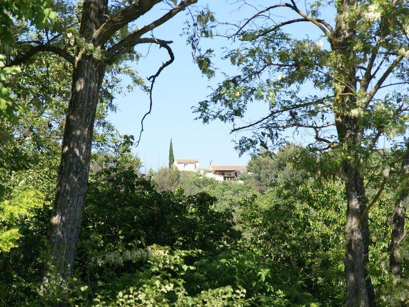 Vista da aldeia de Aïnouis