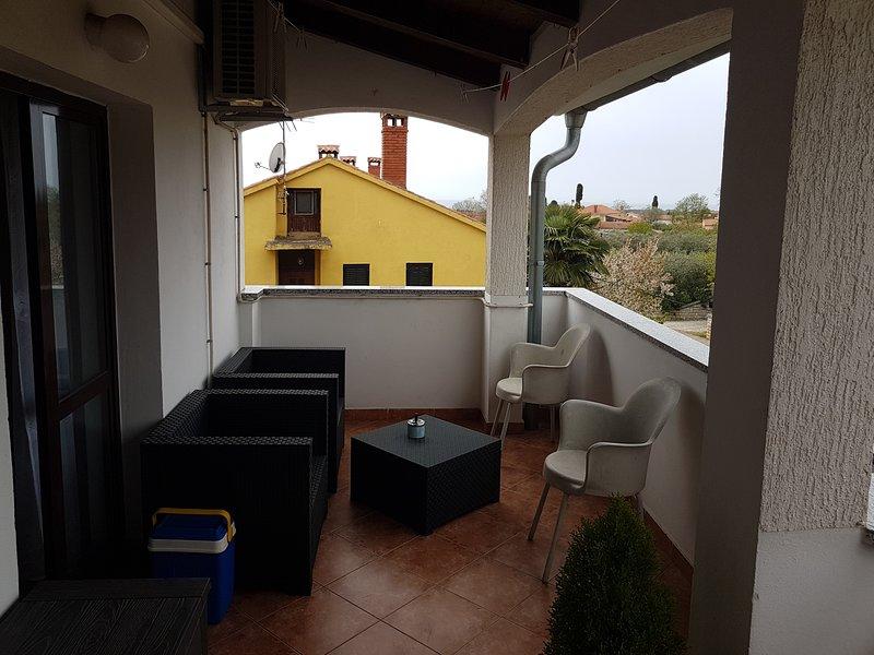 Nice apartment near the beach, alquiler vacacional en Tar-Vabriga