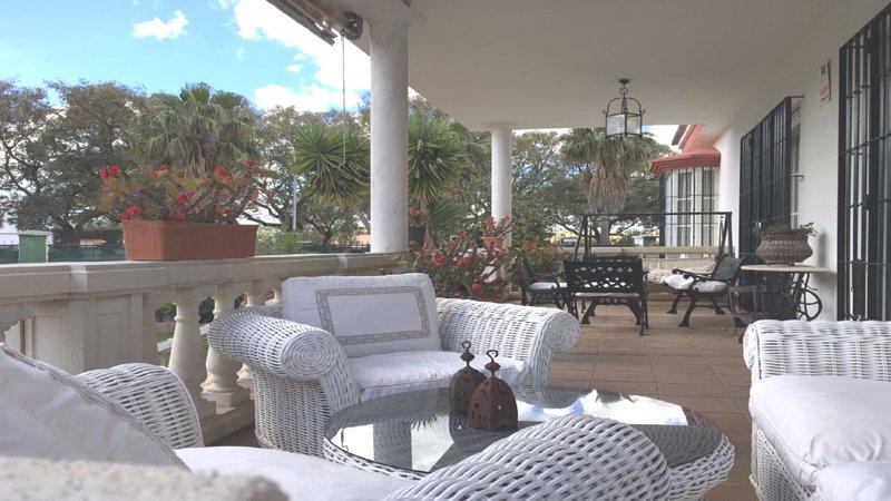 Amazing house with swimming-pool, holiday rental in La Barca de la Florida