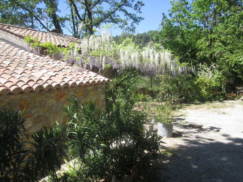 Spacious house with terrace & Wifi, vacation rental in Fayence