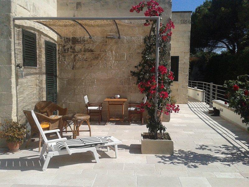 Appartamento di charme in villaggio medievale, holiday rental in San Cataldo