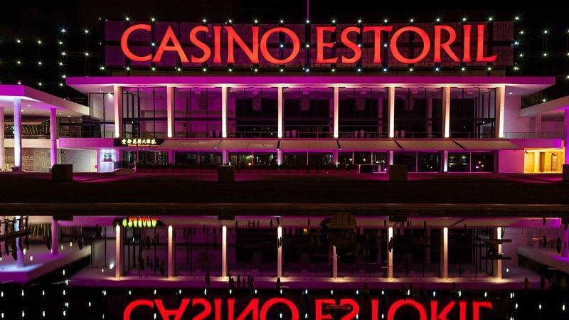 CASINO ESTORIL, die größte Casino Europas (10 Minuten zu Fuß von meiner Wohnung)