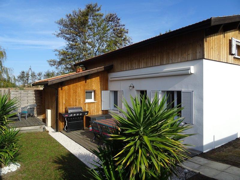 Villa Yucca, vacation rental in Gujan-Mestras