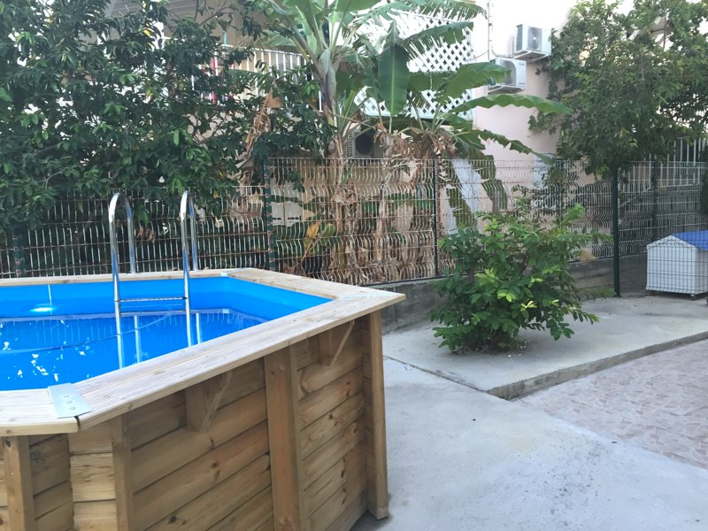 Beautiful apt with swimming-pool, vacation rental in Le Moule