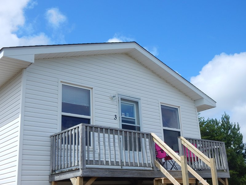 L'Ancrage Cottages near Kouchibouguac National Park, holiday rental in Rexton