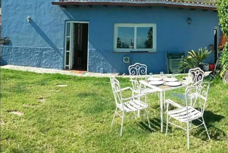 Beautiful house with sea view, holiday rental in El Tanque