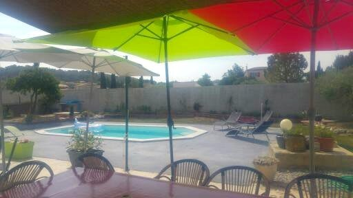 Amazing apartment with shared pool, holiday rental in Berre l'Etang