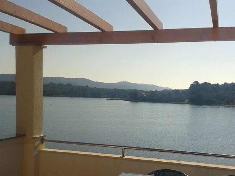 Ivo - terrace with sea view A2(4+1) - Veli Rat, holiday rental in Dugi Island