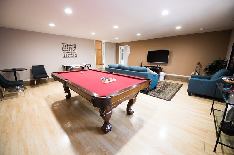 Game/Family room