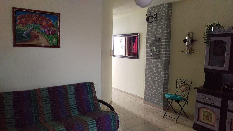 Private apartment in the central hotel, vacation rental in Sosua