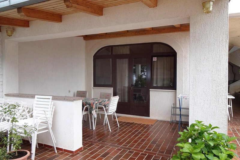 Terrass, Yta: 13 m²