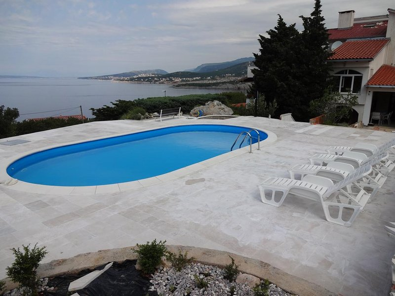 Klenovica Apartment Sleeps 2 with Pool and Air Con - 5464501, vacation rental in Klenovica