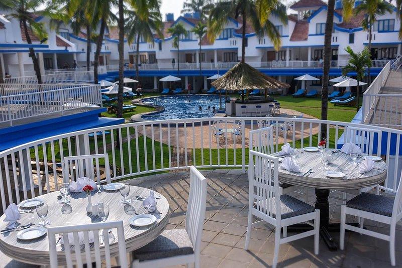Your leisure vacation at exotic Karma Royal Benaulim