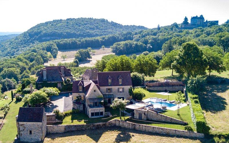 LA CAMINADE : Maison de Caractère au coeur du Perigord Noir, holiday rental in Saint-Julien-de-Lampon