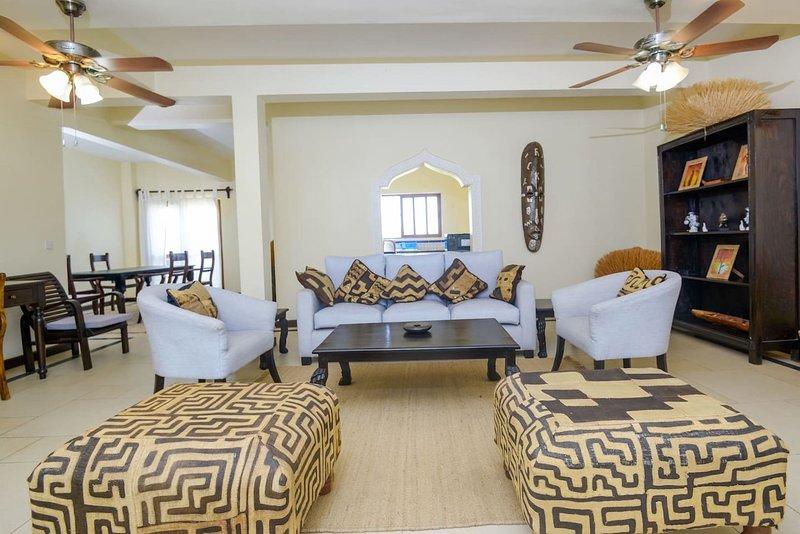 Blue Bay Cove, Beach-Side Apartment, vacation rental in Watamu