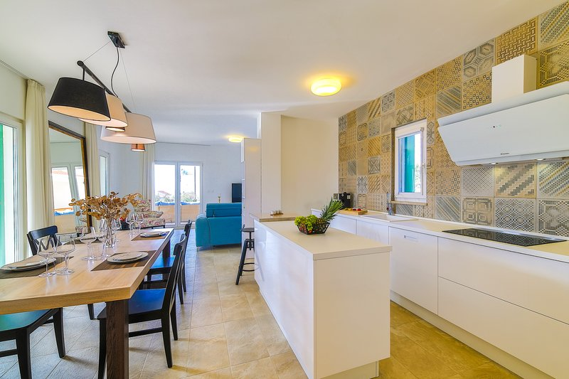 Villa Eni, holiday rental in Primosten