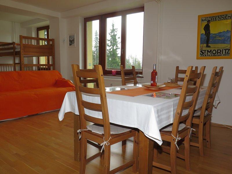 Apartmán Tuček - Štrbské Pleso - Slovakia, holiday rental in Stola