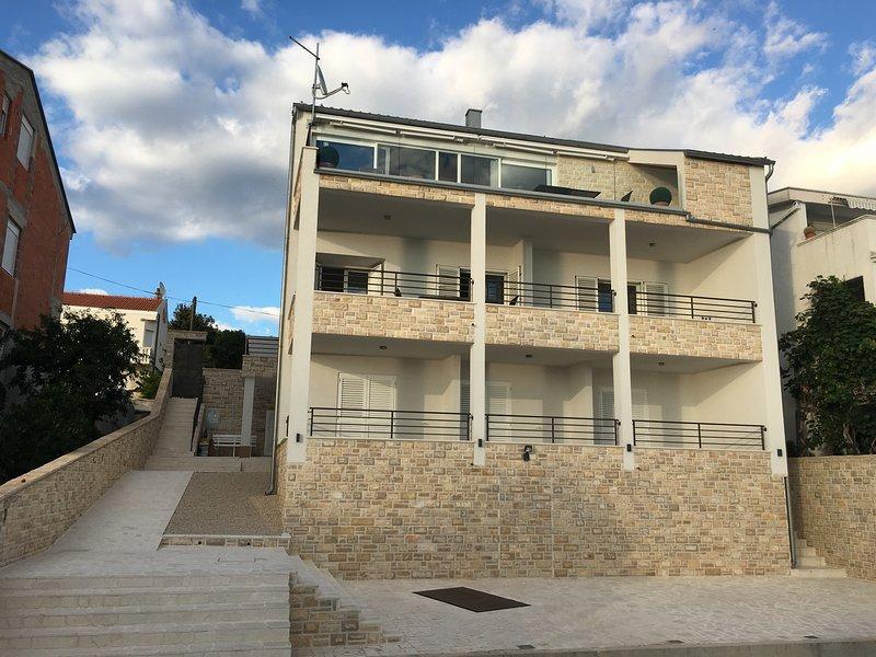 Kroatien Urlaub in Sveti Petar n/m bei Zadar | Meerblick | Strand, holiday rental in Sveti Petar