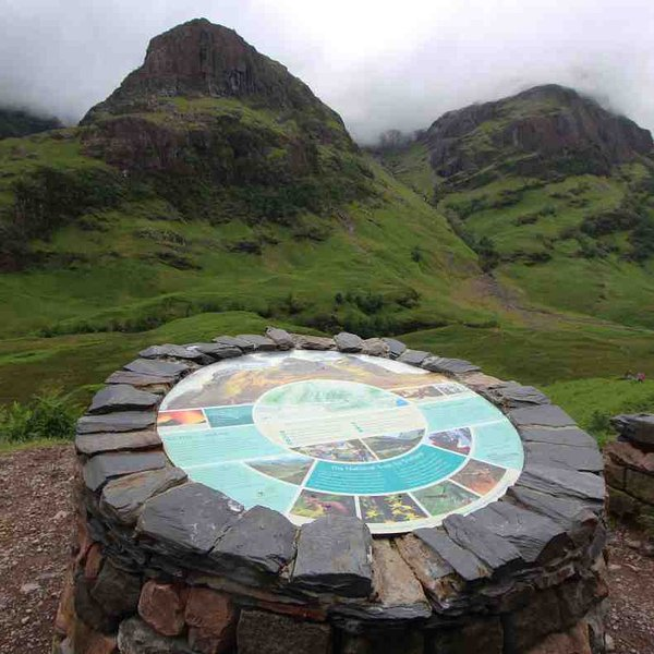 Take the time and visit Glencoe