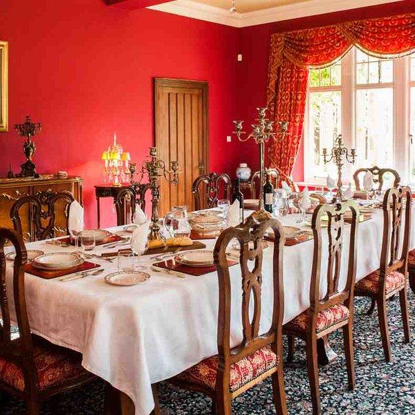 Profitez d'une fête officielle, ou tout simplement un repas de famille calme