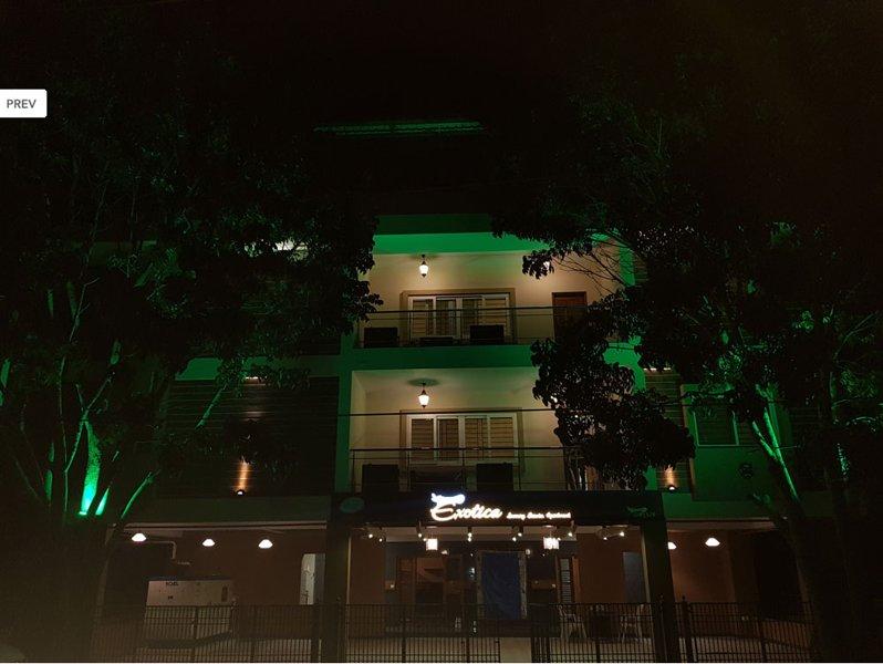 Paradise Exotica Standard Apartment 2, holiday rental in Arasinaguppe
